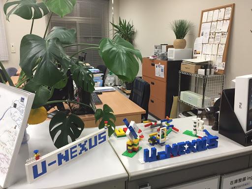 U-NEXUS創業の地